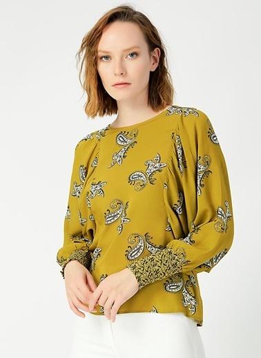 Random Bluz Yeşil